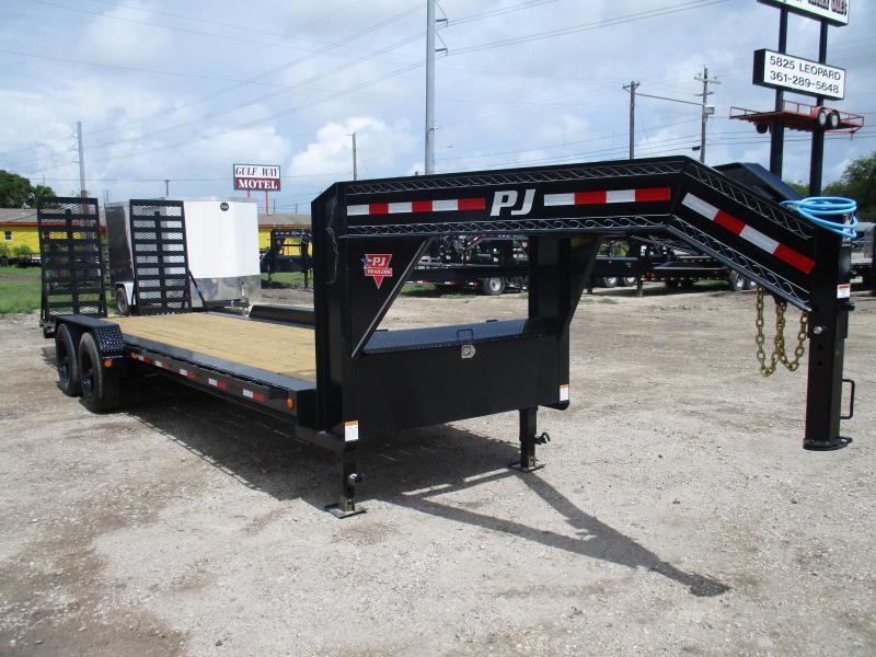 2021 PJ Trailers H5242 Equipment Trailer