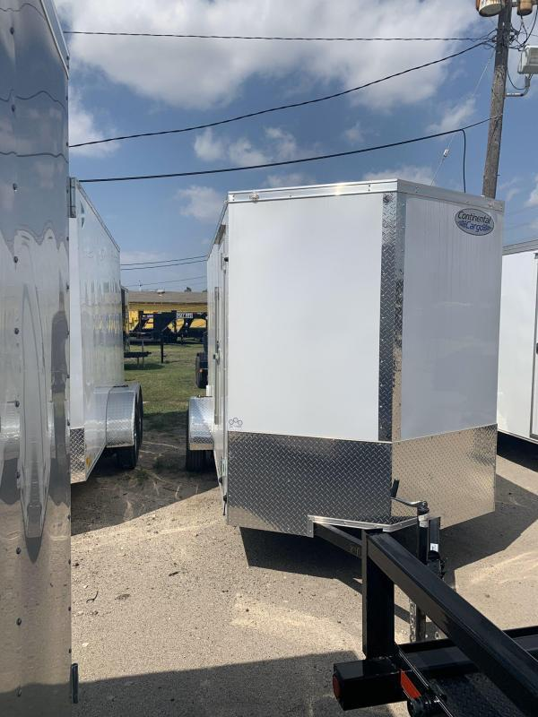 2019 Continental Cargo TXEHW610SA Enclosed Cargo Trailer