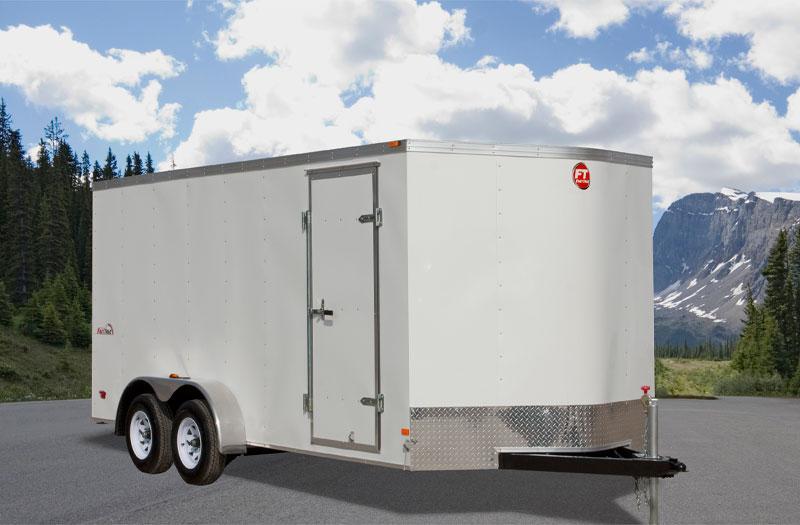2020 Wells Cargo FT7142 Enclosed Cargo Trailer