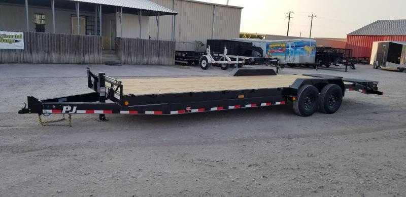 2021 PJ Trailers 8 in. Channel Carhauler (C8) Other