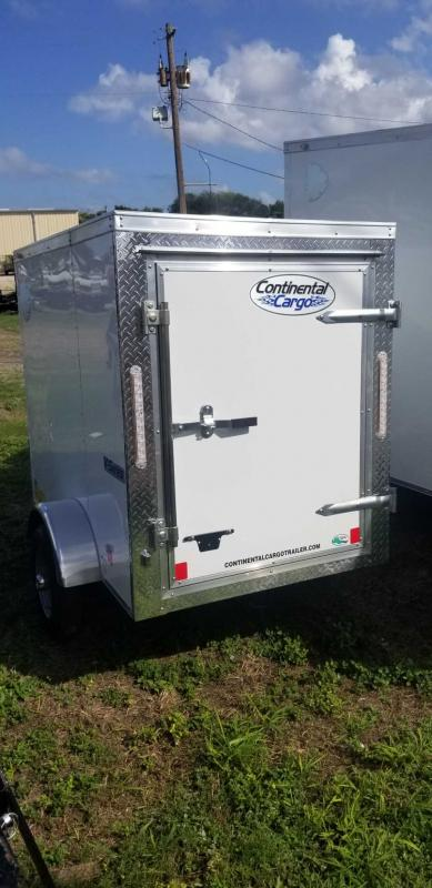 2021 Forest River VHW46SA Enclosed Cargo Trailer