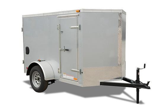 2021 Continental Cargo VHW58SA Enclosed Cargo Trailer