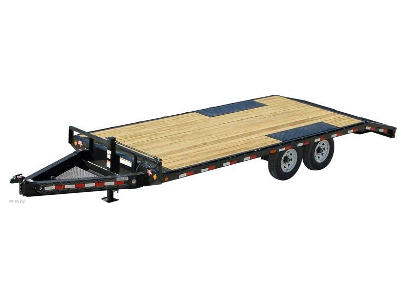 2021 PJ Trailers 8 I-Beam Deckover (F8) Other