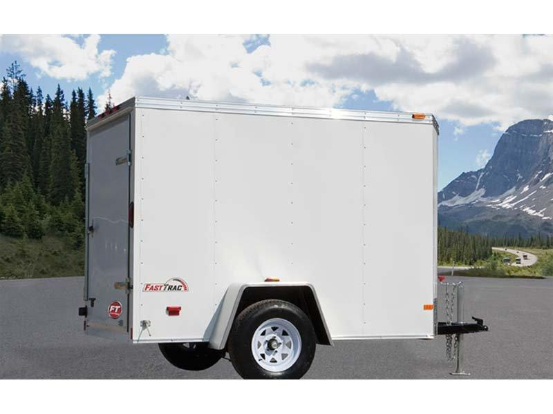 2020 Wells Cargo FT581 Enclosed Cargo Trailer
