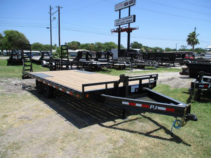 2020 PJ Trailers 8 I-Beam Deckover (F8) Other