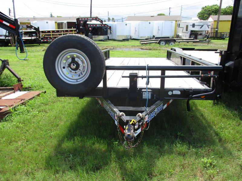 2020 Load Trail 83 x 16 Trailer