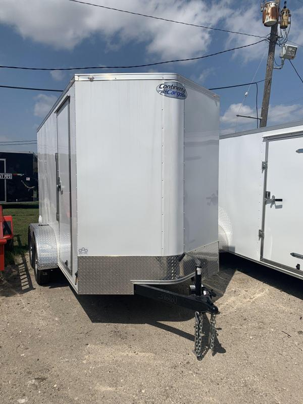 2020 Continental Cargo TXLVVH612TA2 Cargo Trailer