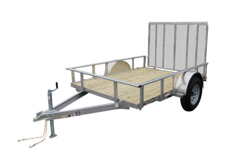 2021 Carry-On 6X8AGW Utility Trailer