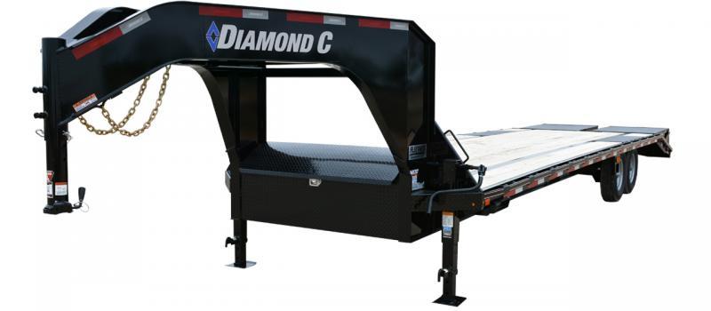 2020 Diamond C Trailers FMAX207 Flatbed Trailer