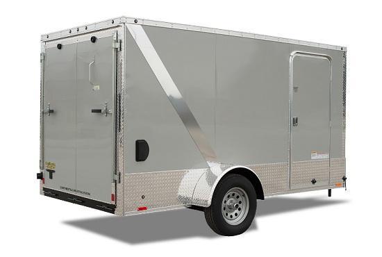 2021 Continental Cargo VHW610SA Enclosed Cargo Trailer