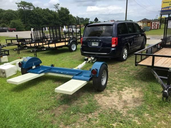 """2018 80"""" Stehl Tow Dolly - We Finance $0 Down"""