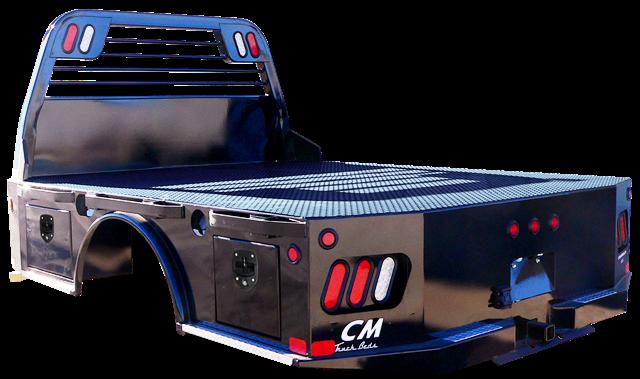 """CM SK 114/94""""/84""""/34"""" Truck Bed / Equipment"""