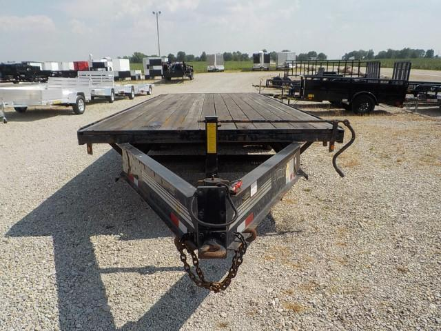 2005 Titan Trailers 24FT FLATBED Equipment Trailer ** USED **