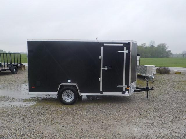 2022 US Cargo ULAFT612SA FLAT TOP V-NOSE Enclosed Cargo Trailer