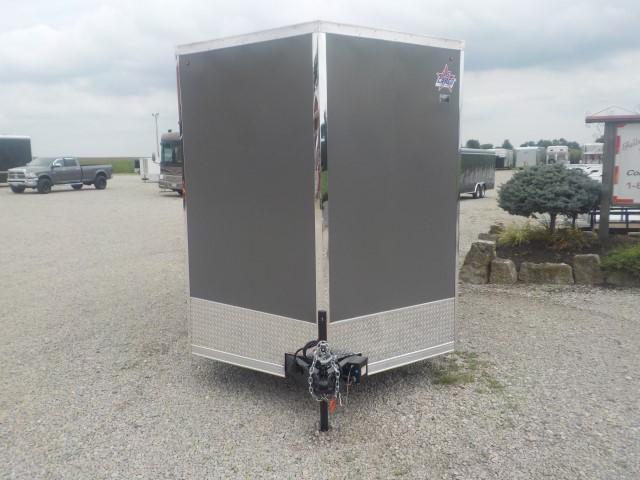 2022 US Cargo ULAFT 714 TA2 Enclosed Cargo Trailer