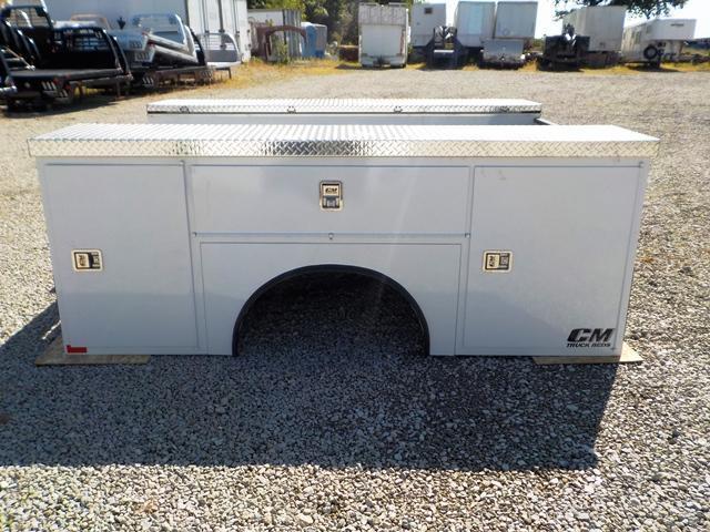 CM 11094 VV FF Truck Bed Service Body