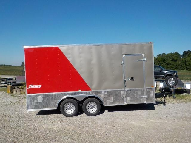 2021 Homesteader 816 IT Enclosed Cargo Trailer