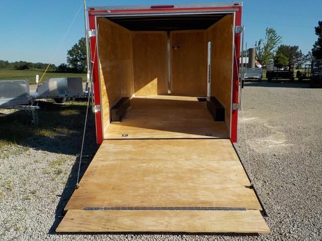 2021 Homesteader 816 IT Enclosed Cargo Trailer