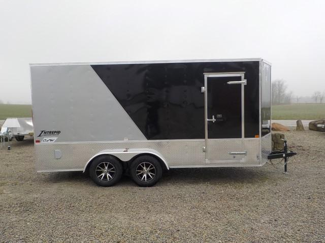 2021 Homesteader Trailers 716 IT TA2 Enclosed Cargo Trailer