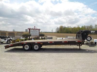 1999 Diamond C Trailers 96X24 Gooseneck Equipment Trailer **USED**