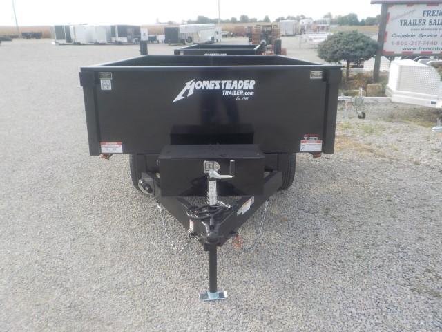 2022 Homesteader Trailers 610 LB DECK OVER Dump Trailer