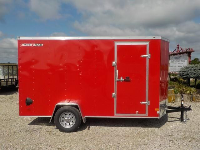 2021 Wells Cargo FASTTRAC FT612 S2-D Enclosed Cargo Trailer