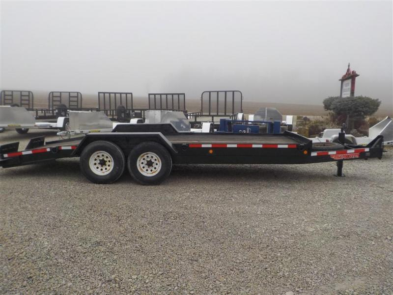 1995 Towmaster Trailers T-12 DDDT TILT Equipment Trailer **USED**