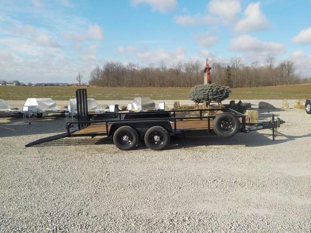 2021 Bri-Mar UT-716 Utility Trailer