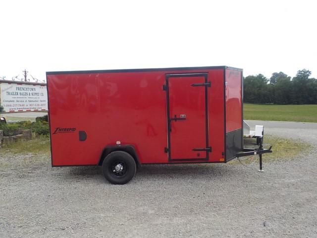 2021 Homesteader 612 IS Enclosed Cargo Trailer