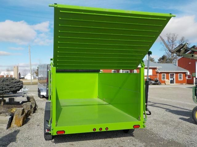 2021 B-Wise DU14-15 ULTIMATE HYDRAULIC Dump Trailer