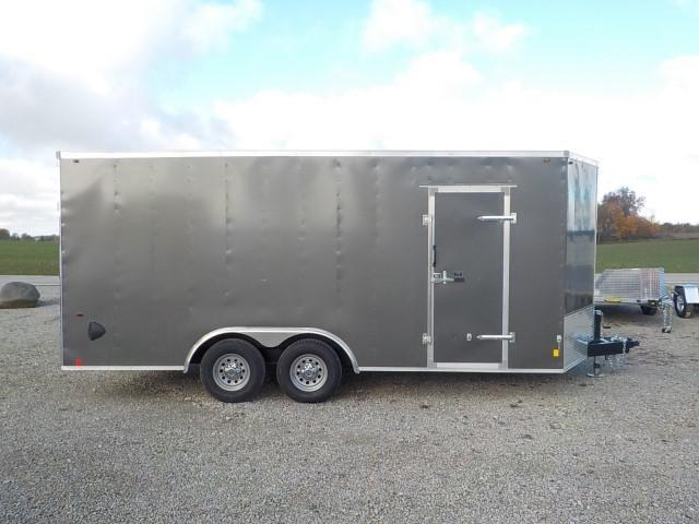 2021 Interstate 1 Trailers IFC 818 TA3 XLT Enclosed Cargo Trailer