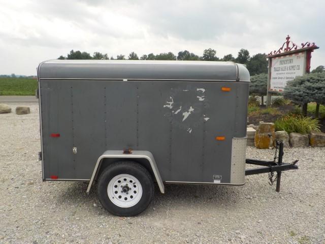 2000 Interstate 1 Trailers I-58SA Enclosed Cargo Trailer