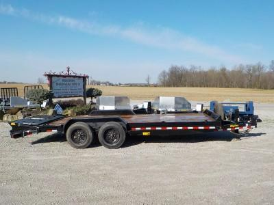 2020 Big Tex Trailers 16ET Equipment Trailer
