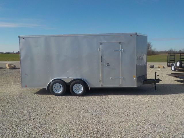 2021 Interstate SFC 716 TA2 Enclosed Cargo Trailer