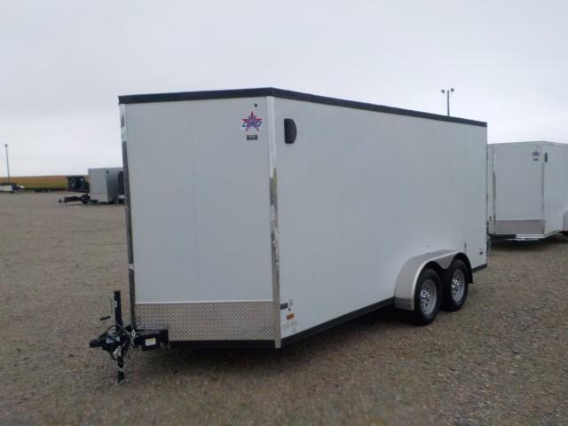2022 US Cargo ULAFT 716 TA2 Enclosed Cargo Trailer