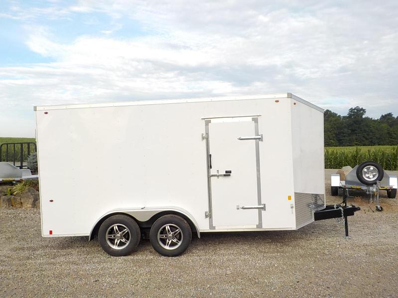 2021 Interstate 1 Trailers SFC 714 TA2 Enclosed Cargo Trailer