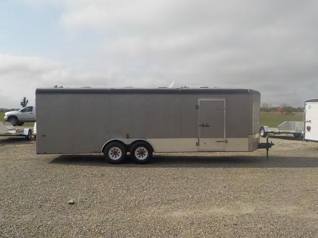 2005 Interstate IWD 724 TA3 Enclosed Cargo Trailer