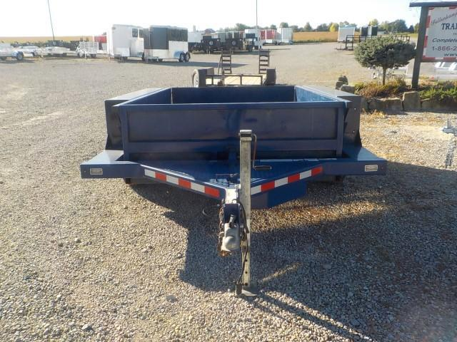 2013 Air Tow UT10-7 Utility Trailer ** USED **