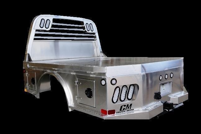 """NEW CM AL SK Truck Bed 9'4"""" X 94"""" X 60"""" X 34"""""""