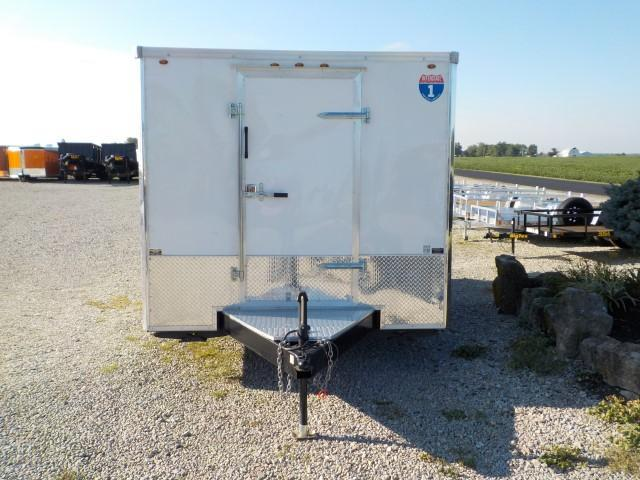 2017 Interstate 1 Trailers IF 814 TA2 XLT Vending / Concession Trailer