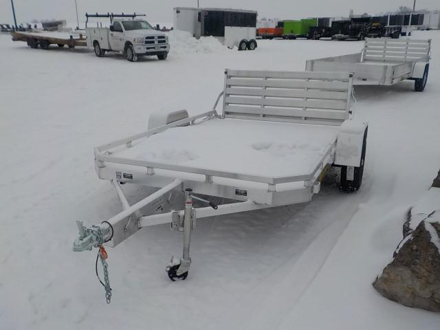 2022 Aluma 7710 H - BT Utility Trailer