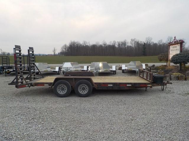 2007 Quality Trailers 12000 GVWR GENERAL DUTY Equipment Trailer