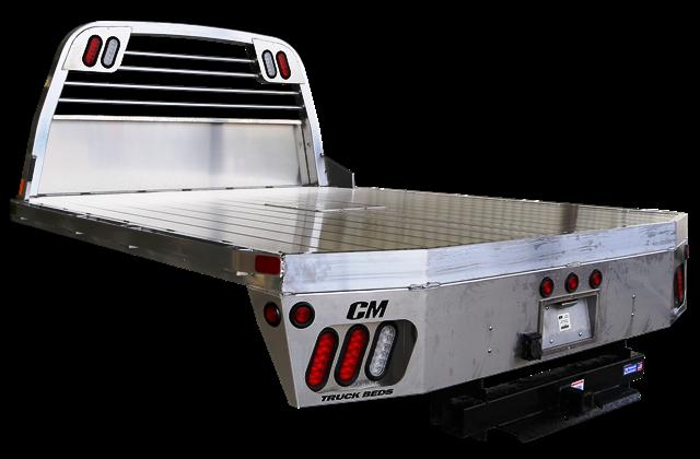 """CM AL RD Truck Bed 9'4"""" X 97"""" X 60"""" X 34"""""""