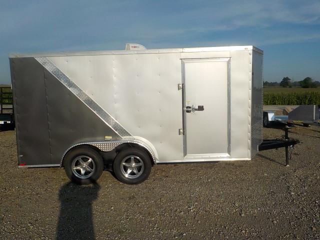 2019 Quality Cargo 7 X 14 TA2 Enclosed Cargo Trailer