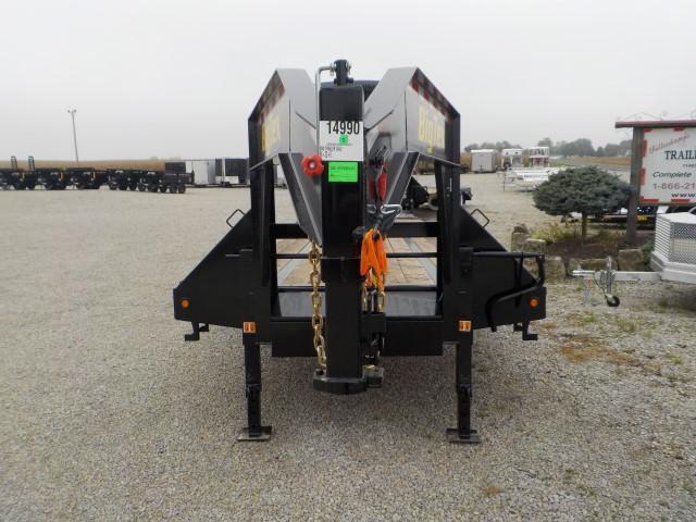2022 Big Tex Trailers 22GN-32 BK +5 MR Equipment Trailer
