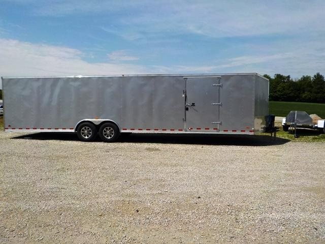 2018 RC Trailers RTB 8.5X35W Enclosed Cargo Trailer **USED**