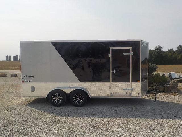 2021 Homesteader Trailers 716 IT TA2 INTREPID Enclosed Cargo Trailer