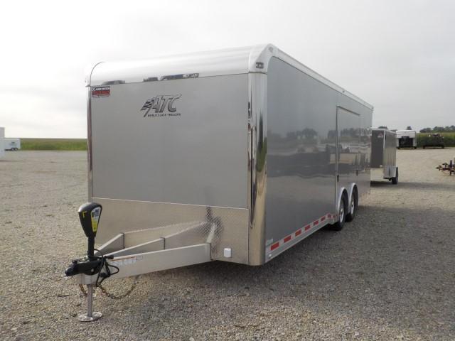 2020 ATC QSTAB8526 ENCLOSED Car / Racing Trailer