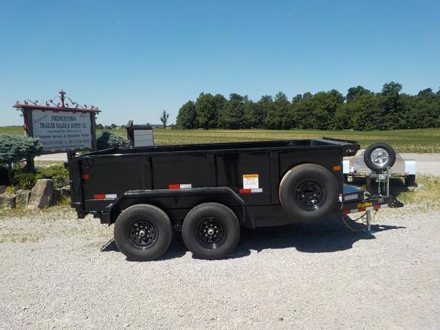 2021 Big Tex Trailers 14LX-12BK7SIRPD Dump Trailer