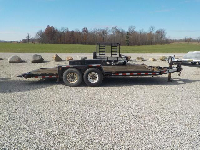 2009 Towmaster Trailers B-6T FULL TILT Equipment Trailer ** USED **